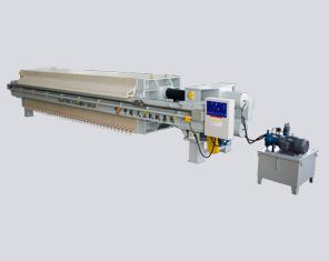 自动压滤机和机械压滤机