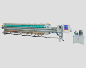 1250型 程控自动隔膜压滤机